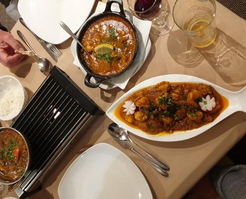 The Balti Cuisine Interior 2020